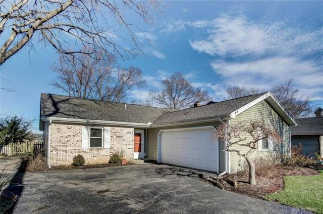 1003 Millerton Drive, Centerville, OH 45459 (MLS #782301) :: The Gene Group