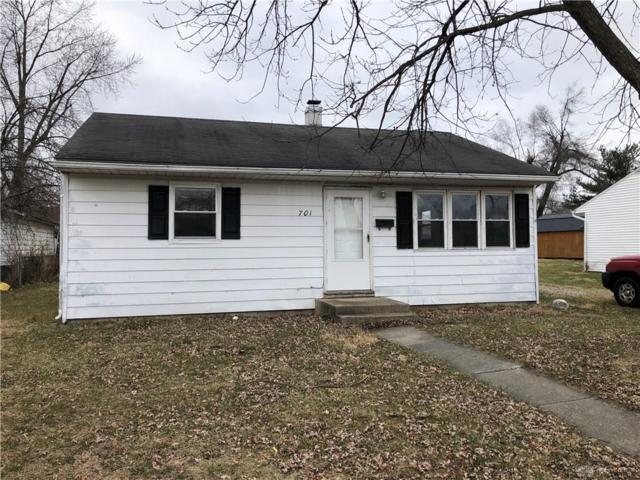 701 Flintridge Drive, Fairborn, OH 45324 (MLS #782337) :: The Gene Group