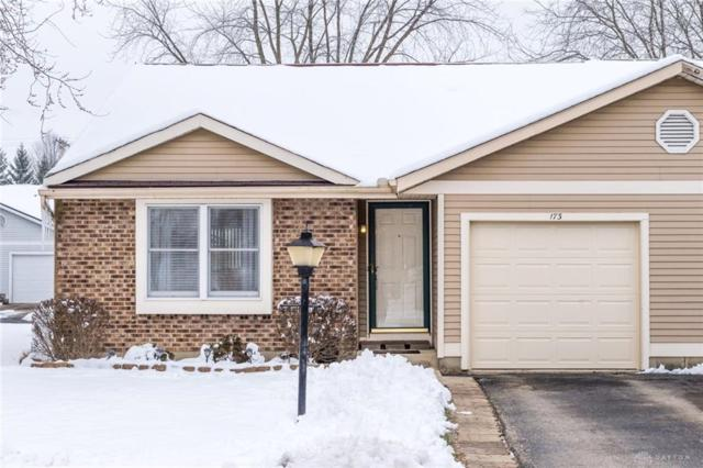 173 Woburn Farm Circle, Englewood, OH 45322 (MLS #782354) :: The Gene Group