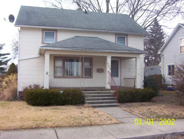 502 Virginia Avenue, Troy, OH 45373 (MLS #782519) :: The Gene Group