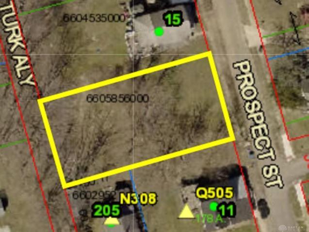 0 Prospect Street, Mt Vernon, OH 43050 (MLS #782528) :: The Gene Group