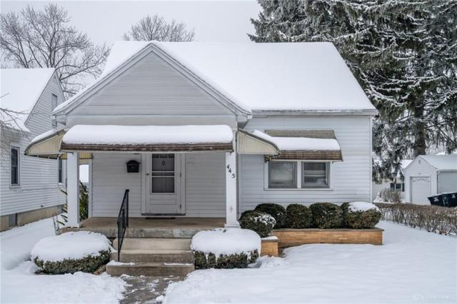 445 Triangle Avenue, Oakwood, OH 45419 (MLS #782559) :: Denise Swick and Company
