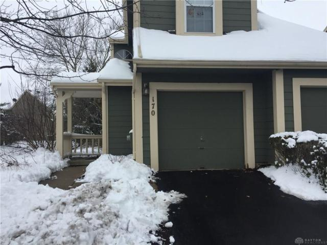 170 Queens Crossing, Washington TWP, OH 45458 (MLS #782612) :: The Gene Group