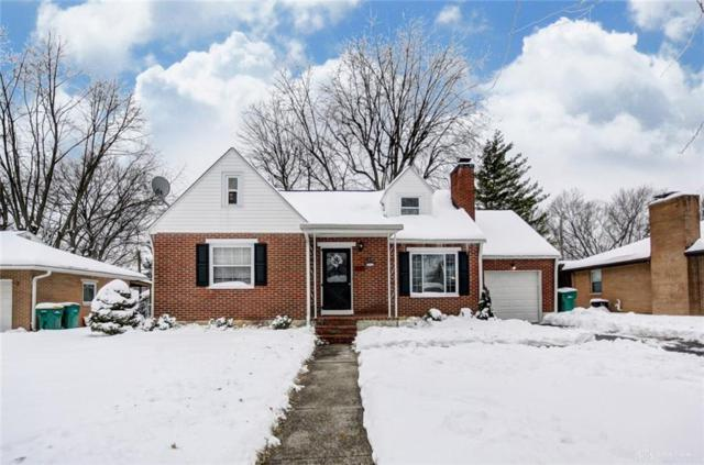 3729 Wenzler Drive, Kettering, OH 45429 (MLS #782624) :: The Gene Group