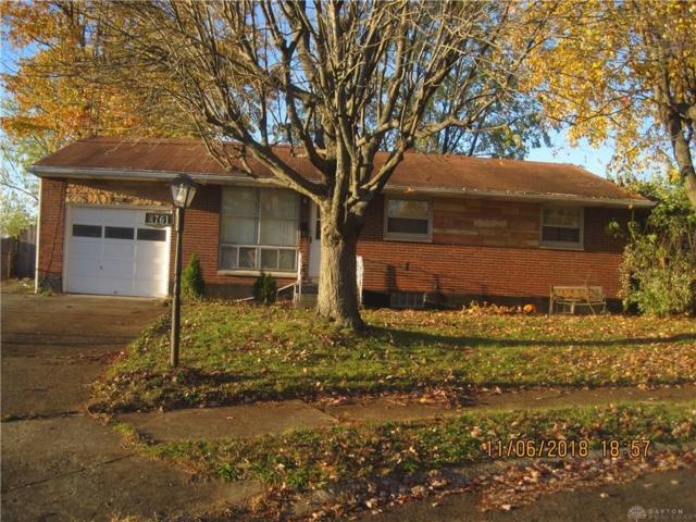 4761 Kimball Court, Dayton, OH 45432 (MLS #782665) :: The Gene Group