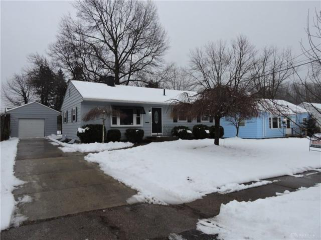 1007 Sorg Place, Middletown, OH 45042 (MLS #782830) :: Denise Swick and Company