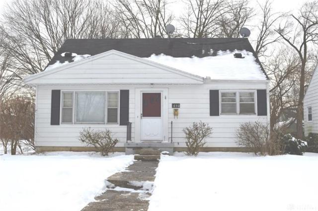650 Hadley Avenue, Kettering, OH 45419 (MLS #782888) :: Denise Swick and Company