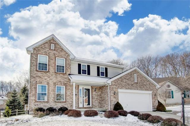6353 Curlwood Court, Huber Heights, OH 45424 (MLS #783285) :: The Gene Group