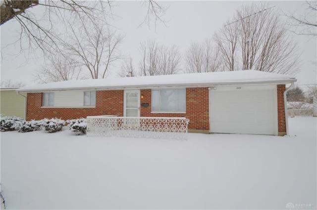 209 Deerfield Drive, New Carlisle, OH 45344 (MLS #783429) :: Denise Swick and Company
