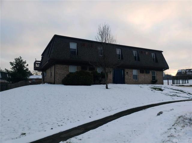 708 Green Feather Court, Dayton, OH 45449 (MLS #783445) :: The Gene Group