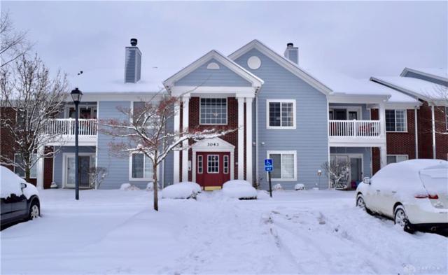 3043 Cumberland Lane #208, Beavercreek, OH 45431 (MLS #783750) :: The Gene Group