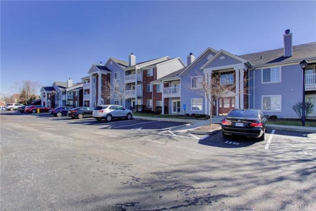 3045 Westminster Drive #206, Beavercreek, OH 45431 (MLS #783858) :: The Gene Group