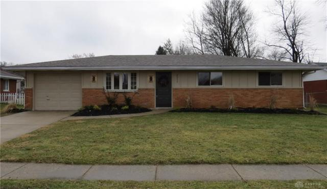 8211 Gibson Avenue, Fairborn, OH 45324 (MLS #783926) :: The Gene Group