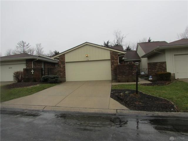 1633 Longbow Lane, West Carrollton, OH 45449 (MLS #784072) :: The Gene Group