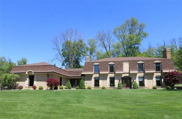 6116 Old Spanish Trail, Washington TWP, OH 45459 (MLS #784182) :: The Gene Group