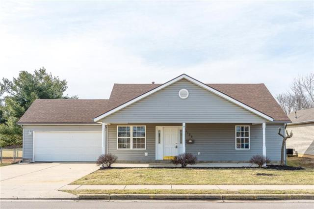 1136 Rockwell Drive, Xenia, OH 45385 (MLS #784729) :: The Gene Group