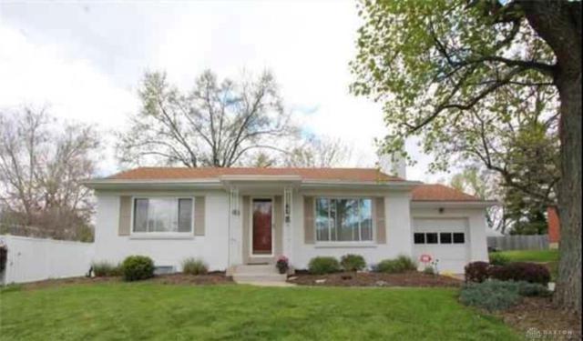 25 Foxridge Drive, Kettering, OH 45429 (MLS #784757) :: The Gene Group