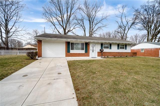 173 Cozad Drive, Fairborn, OH 45324 (MLS #785095) :: The Gene Group