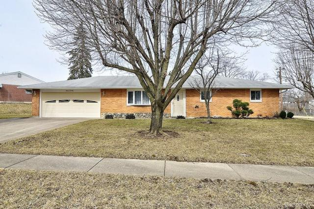 1609 Scenic Drive, Dayton, OH 45414 (MLS #785193) :: The Gene Group