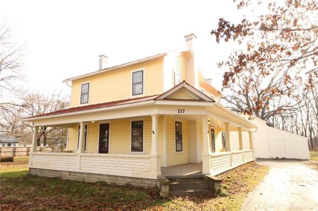 217 Main Street, Medway, OH 45341 (MLS #785695) :: The Gene Group