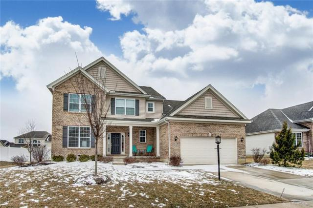 4236 Silver Oak Way, Huber Heights, OH 45424 (MLS #785764) :: The Gene Group