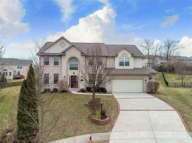 60 College Hill Terrace, Springboro, OH 45066 (MLS #786064) :: The Gene Group