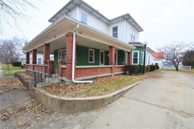 108 Scott Street, New Carlisle, OH 45344 (MLS #786179) :: The Gene Group