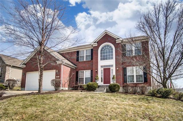 90 Stanton Drive, Springboro, OH 45066 (MLS #786189) :: The Gene Group