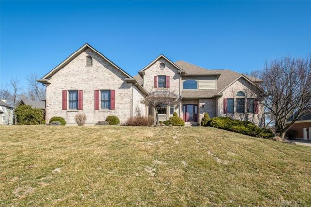 236 Cleek Springs Court, Beavercreek, OH 45440 (MLS #786220) :: The Gene Group