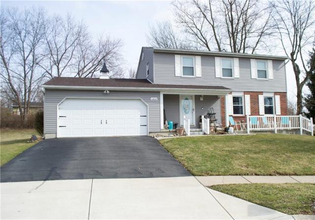 4860 Hollywreath Court, Dayton, OH 45424 (MLS #786240) :: The Gene Group
