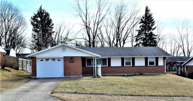 5932 Corsica Drive, Huber Heights, OH 45424 (MLS #786242) :: The Gene Group