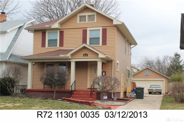819 Sunnyview Avenue, Dayton, OH 45406 (MLS #786445) :: Denise Swick and Company