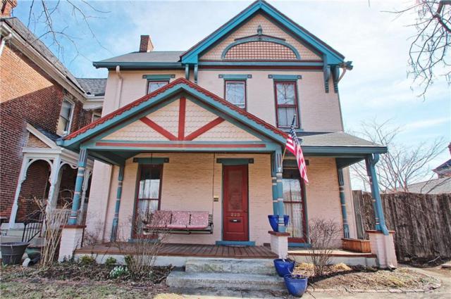 222 Dutoit Street, Dayton, OH 45402 (MLS #786522) :: Denise Swick and Company