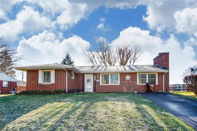 1543 Sioux Drive, Xenia, OH 45385 (MLS #787564) :: The Gene Group