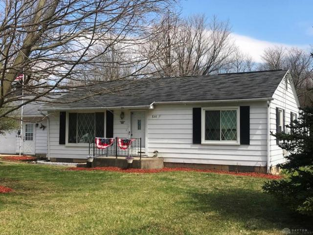 836 Mcelroy Road, Mansfield, OH 44905 (MLS #788704) :: The Gene Group