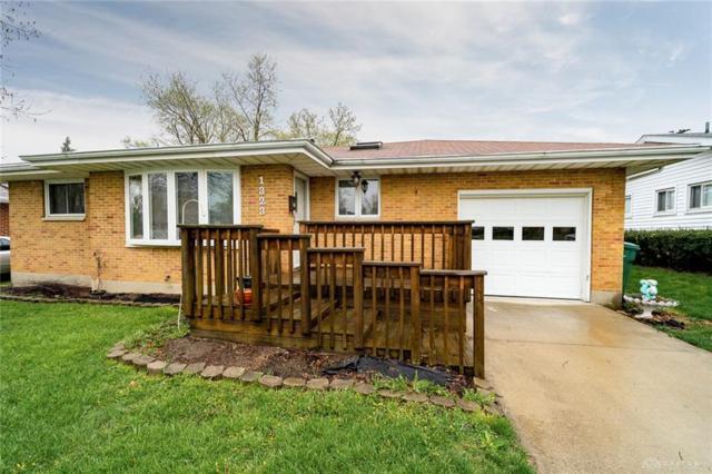 1323 Oakhill Avenue, Fairborn, OH 45324 (MLS #788859) :: The Gene Group
