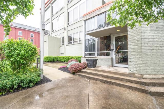 207 6th Street #204, Dayton, OH 45402 (MLS #789728) :: The Gene Group