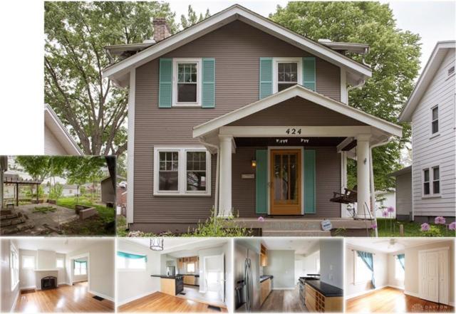 424 Monteray Avenue, Oakwood, OH 45419 (MLS #790740) :: Denise Swick and Company