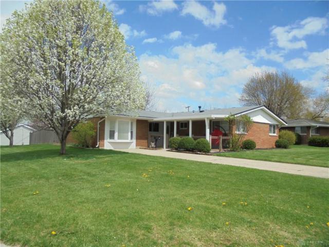 1310 Mapleridge Drive, Fairborn, OH 45324 (MLS #790897) :: The Gene Group