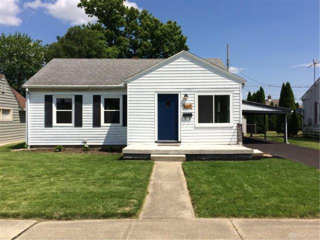 567 Margaret Drive, Fairborn, OH 45324 (MLS #791073) :: The Gene Group