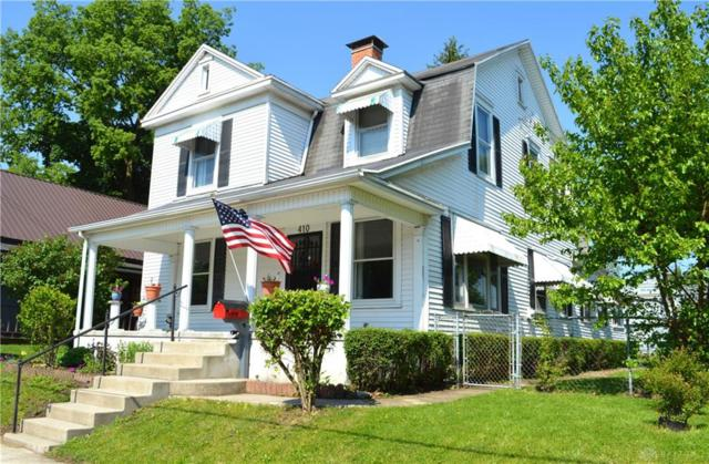 410 Mulberry Street, Troy, OH 45373 (MLS #791225) :: The Gene Group