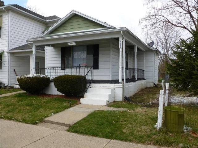 412 Southern Avenue, Springfield, OH 45506 (MLS #791325) :: The Gene Group