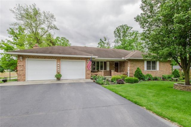6655 Woodbriar Lane, Greenville, OH 45331 (MLS #791415) :: The Gene Group