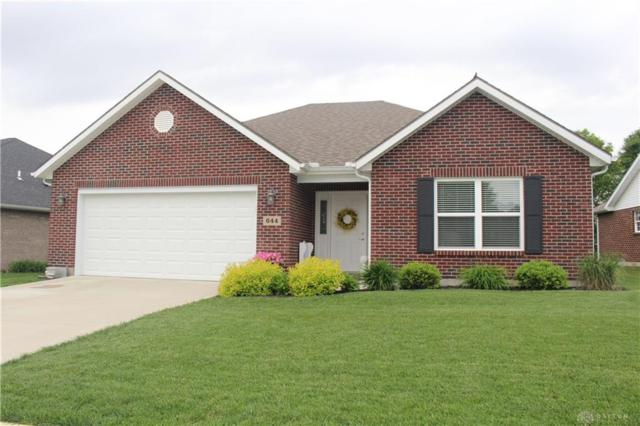 644 Willow Point Court, Troy, OH 45373 (MLS #791571) :: The Gene Group