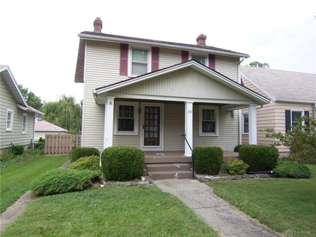 437 Peach Orchard Avenue, Oakwood, OH 45419 (MLS #791612) :: Denise Swick and Company