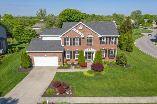 9537 Gem Stone Drive, Centerville, OH 45458 (MLS #791635) :: The Gene Group