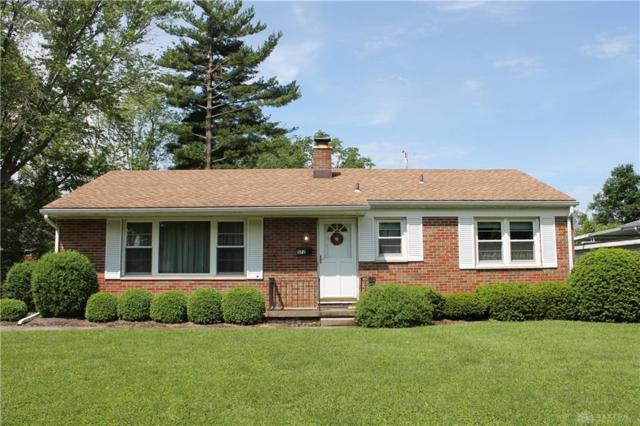 572 Sutton Drive, Xenia, OH 45385 (MLS #791662) :: The Gene Group