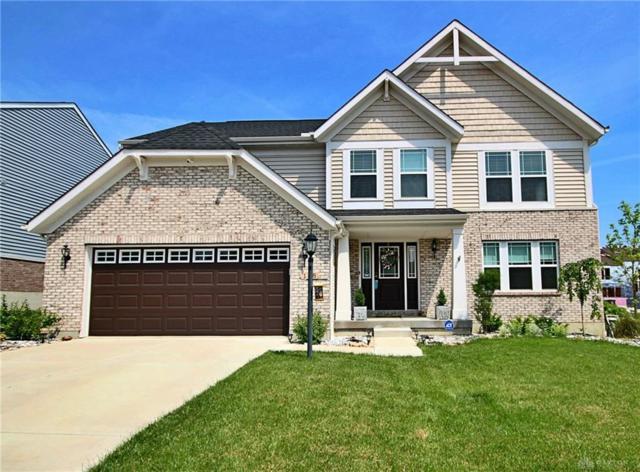 108 Willow Grove Drive, Springboro, OH 45066 (MLS #791762) :: The Gene Group