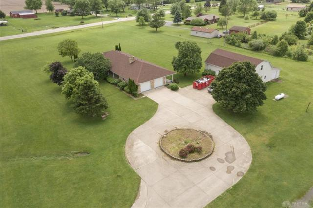 8844 Flick Road, Bethel Twp, OH 45371 (MLS #791880) :: The Gene Group