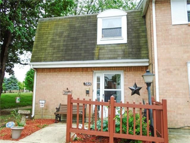 564 Adrian Court, Brookville, OH 45309 (MLS #793221) :: The Gene Group